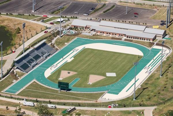 Baylor University Track & Field Complex