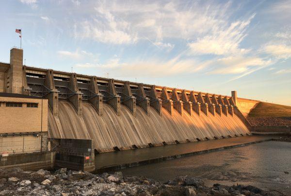 Whitney Dam